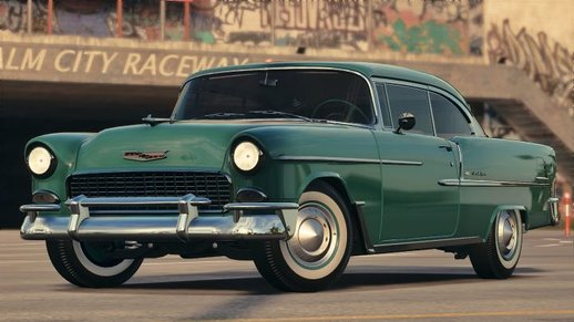 Chevrolet Bel Air 1955 Sound Mod