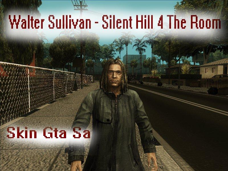Gta San Andreas Walter Sullivan Silent Hill 4 The Room Mod