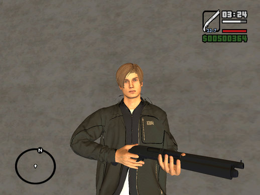 Leon Civil (from RE2 remake)