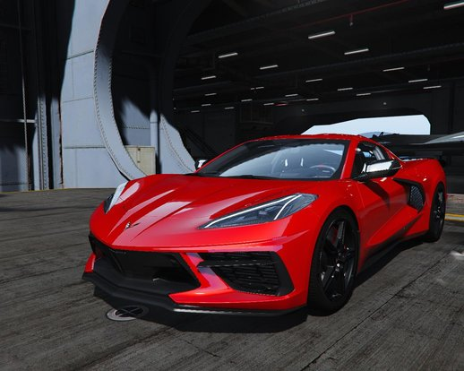 2020 Chevrolet Corvette C8 [ Add-On | Extra | Dirt ]