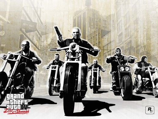 Save with all missions completed for GTA IV TLAD for PS3
