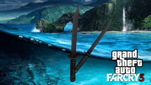 Tanto Knife [FarCry3]