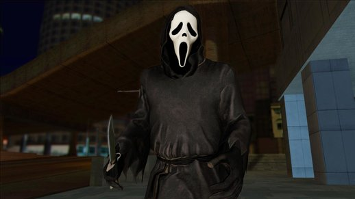 Dead By Daylight Ghostface Classic Pack