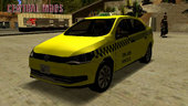 VW Voyage G6 - Taxi JF