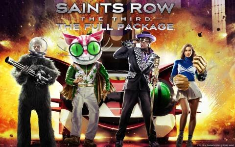 Saints Row The Third Complete Weapons Pack