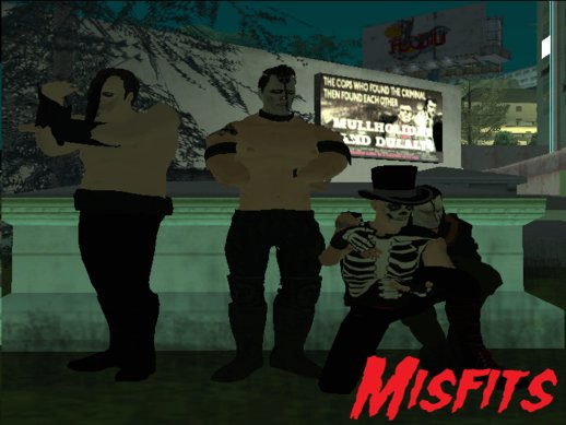 The Misfits 90's