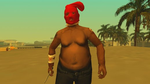 GTA V Stocking Mask For CJ