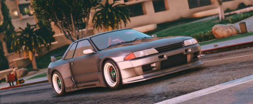 Nissan BNR R32 Pandem [Add-On]