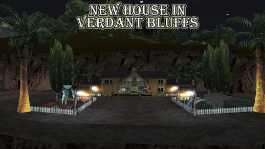 New House In Verdant Bluffs