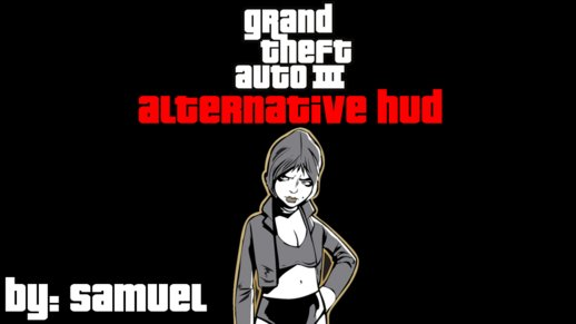 GTA III Alternative Hud