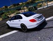 Mercedes-Benz E63 AMG [Add-On / Replace]