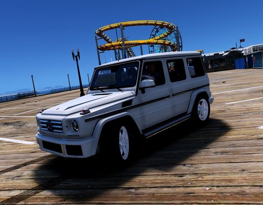 Mercedes-Benz G500 [Add-on/Replace]