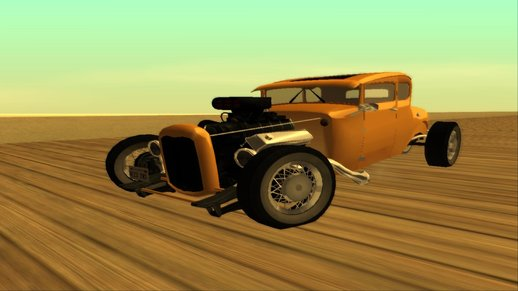 1928 Ford Model A Hot Rod From Mafia 2