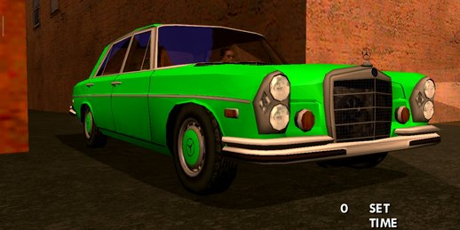 Mercedes 300 SEL for Android