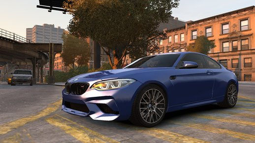 2018 BMW M2 Competition v1.1