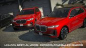 BMW X7 Concept [Replace/Add-on]