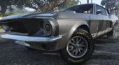 Shelby Mustang GT 500 1967 stock and Wide kit Version V3 (Add-On)
