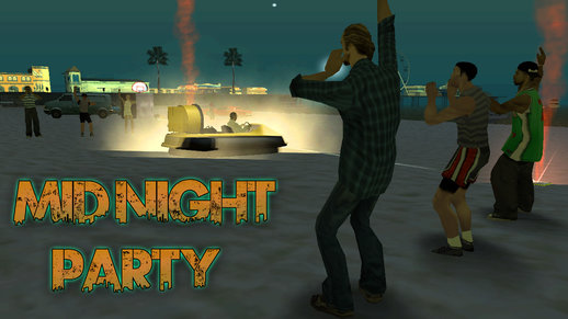Midnight Party DYOM