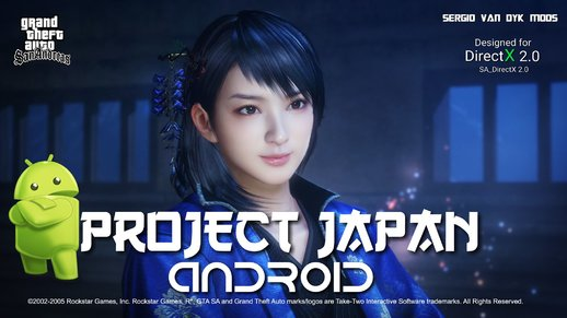 Project Japan V2.0 Android - Fast Installer