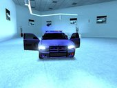 Dodge Charger Police Car 2015
