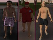 New Peds VC - Pack 3 Men