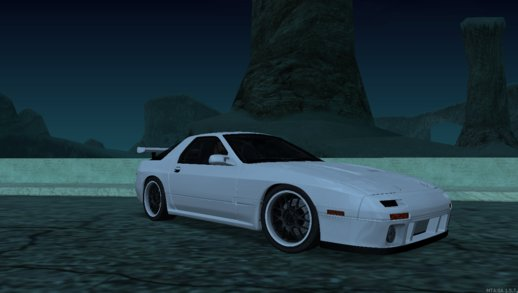 Mazda RX-7 GT-X (FC3S) GT-Limited