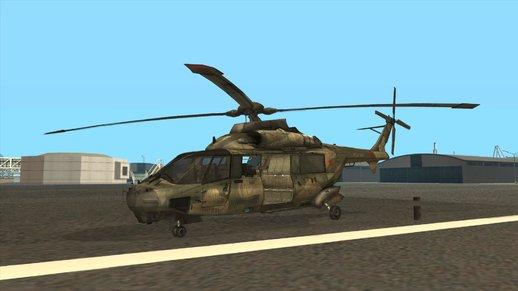 战争之油Mi-11