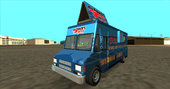 GTA V Brute Food Van [VehFuncs]