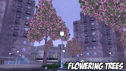 Flowering Trees For Mobile
