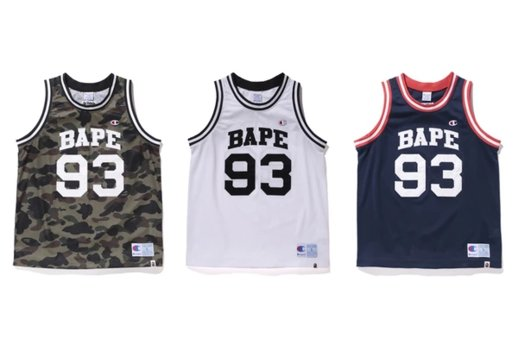 Bape Champion Jersey for Franklin
