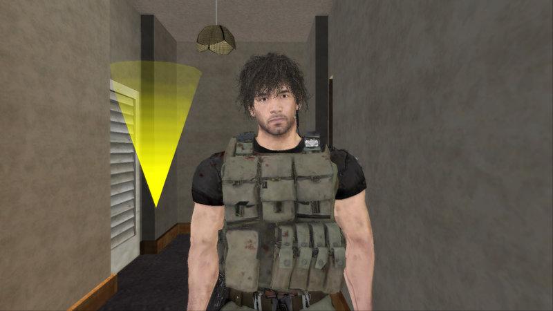 Gta San Andreas Carlos Oliveira From Re3 Remake Mod Gtainside Com