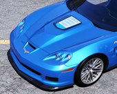 Chevrolet Corvette ZR1 2009 [ Add-On | Extras | Livery | Dirtmap | Template ]