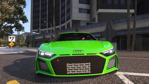AUDI R8 2020 [Add-On | Replace]