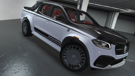 EXY Yachting Mercedes X-Class [ADDON/UNLOCKED] v1.1