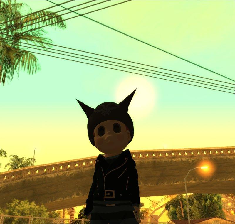 Gta San Andreas Ryoma Hoshi From Danganronpa V3 Mod Gtainside Com Ryoma look like he's gonna have another bad day again. gta san andreas ryoma hoshi from