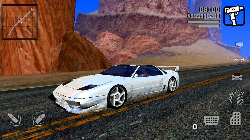 85+ Mod Mobil Sport Gta Sa Lite Terbaik