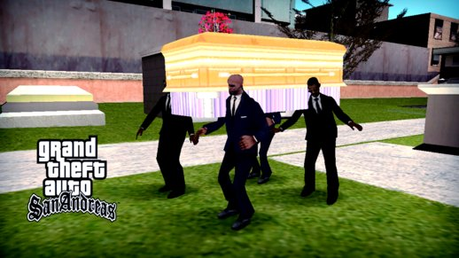 GTA San Andreas - Coffin Dance [Meme +] DYOM