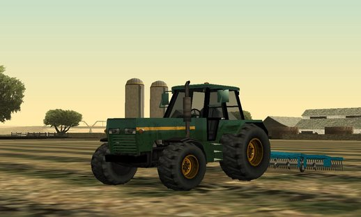 Stanley FieldMaster Tractor [SA Style]