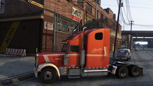 1998 Freightliner Classic XL [Add-On / Replace | Extras | Template]