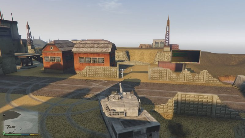 Gta 5 Tanki Online Silence Map Working Collision Texture Mod Gtainside Com