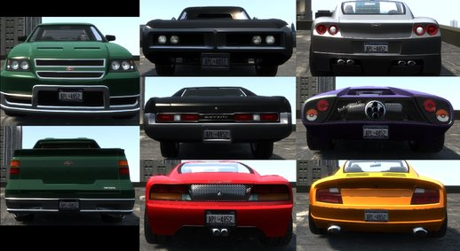 Fixed License Plate Pack [V1.1]