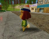 Animal Crossing Digby Skin Mod