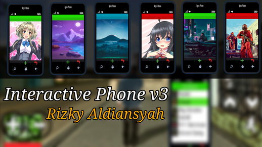 Interactive Phone V3.0 for SA Mobile
