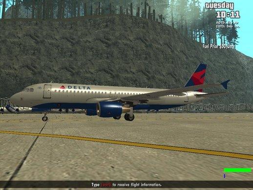 空中客车A320达美航空