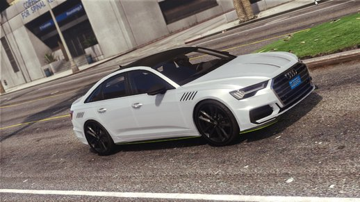 Audi A6 '20 [Add-On | Tuning | LODs]
