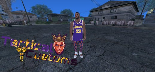 Lakers Jersey Pack For Franklin