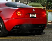 Alfa Romeo 8C Competizione 2008 [Add-On | LODs | Extras | Template]