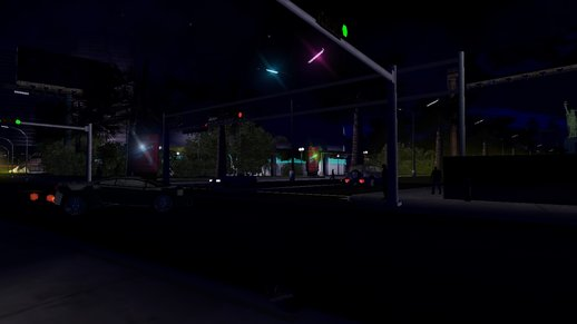 Colourful lights for vice city (lodlights)