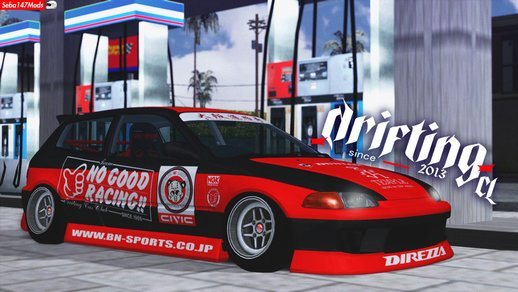 Honda Civic EG6 BN Sports