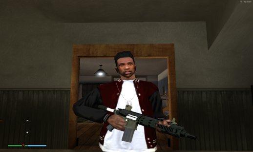 GTA 5武器模组